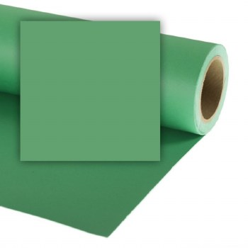 Colorama 9ft wide Paper Rolls (82ft long) - Apple Green