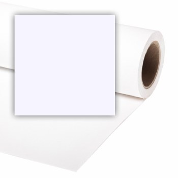Colorama 9ft Paper Roll (2.72 x 11m) - Arctic White