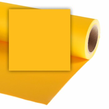 Colorama 9ft wide Paper Rolls (82ft long) - Buttercup