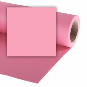 Colorama 9ft Paper Roll (36ft long) - Carnation