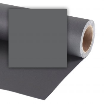 Colorama 4.5ft Paper Roll (1.35 x 11m) - Charcoal