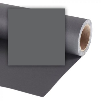 Colorama 9ft Paper Roll (36ft long) - Charcoal