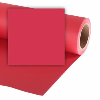 Colorama 9ft Paper Roll (2.72 x 11m) - Cherry