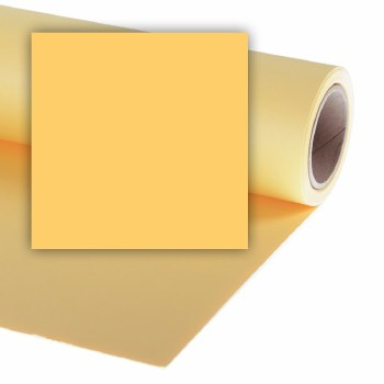 Colorama 4.5ft Paper Roll (36ft long) - Maize