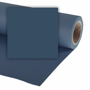 Colorama 9ft wide Paper Rolls (82ft long) - Oxford Blue