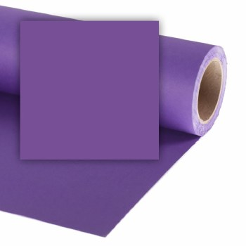 Colorama 4.5ft Paper Roll (36ft long) - Royal Purple