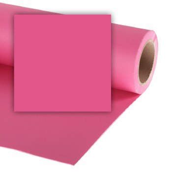 Colorama 9ft wide Paper Rolls (82ft long) - Rose Pink