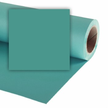 Colorama 9ft wide Paper Rolls (82ft long) - Sea Blue