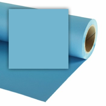 Colorama 4.5ft Paper Roll (36ft long) - Sky Blue