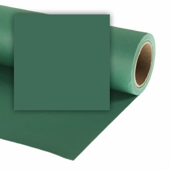 Colorama 9ft Paper Roll (2.72 x 11m) - Spruce Green