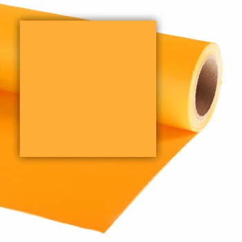 Colorama 4.5ft Paper Roll (36ft long) - Sunflower