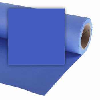 Colorama 9ft wide Paper Rolls (82ft long) - ChromaBlue