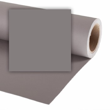 Colorama 9ft wide Paper Rolls (82ft long) - Smoke Grey