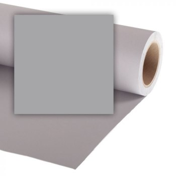 Colorama 9ft wide Paper Rolls (82ft long) - Storm Grey