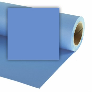 Colorama 9ft Paper Roll (36ft long) - Bluebell