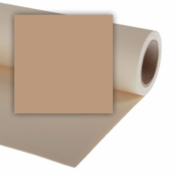 Colorama 4.5ft Paper Roll (36ft long) - Coffee