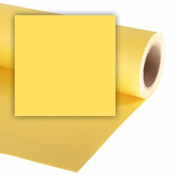 Colorama 4.5ft Paper Roll (36ft long) - Dandelion