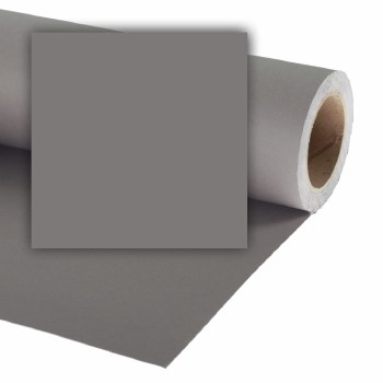 Colorama 4.5ft Paper Roll (36ft long) - Mineral Grey