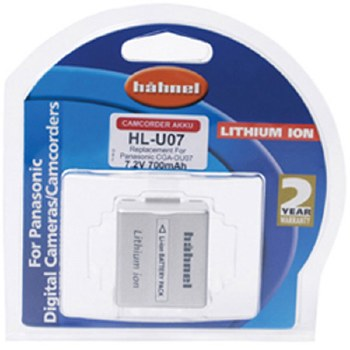 Hahnel HL-U07 Panasonic Battery