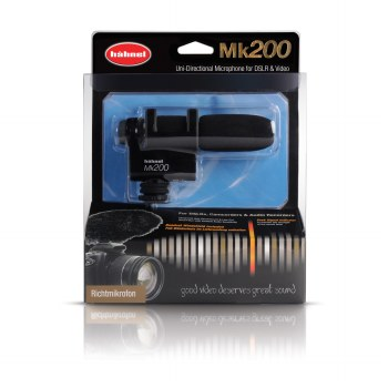 Hahnel Mk200 Microphone