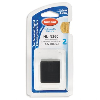Hahnel HL-N260 Panasonic Battery