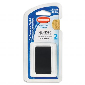 Hahnel HL-N390 Panasonic Camcorder Battery