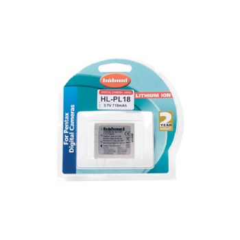 Hahnel HL-PL18 Pentax Battery