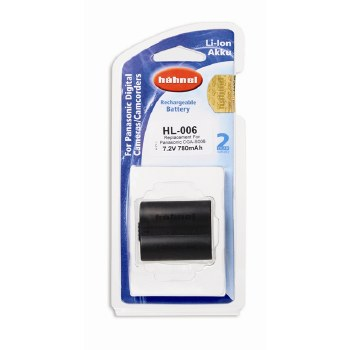 Hahnel HL-006 Panasonic Battery
