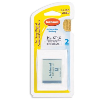 Hahnel HL-XT1c Sony Battery