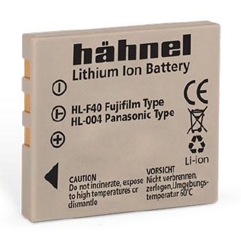 Hahnel HL-F40 Fujifilm/Pentax Battery