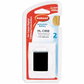 Hahnel HL-C808 Canon Battery
