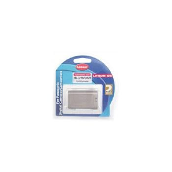 Hahnel HL-D16/D220P Panasonic Battery