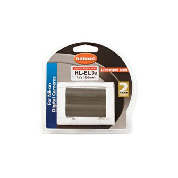 Hahnel HL-EL3E Nikon Battery
