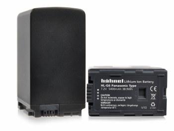 Hahnel HL-G6 Panasonic Battery