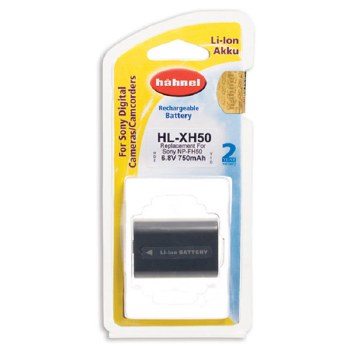 Hahnel HL-XH50 Sony H Series Camcorder Battery