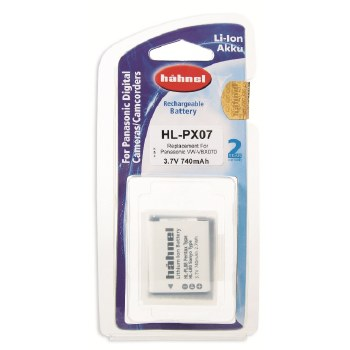 Hahnel HL-PX07 Panasonic Battery