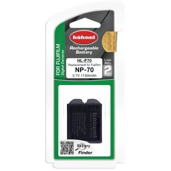 Hahnel HL-F70 Fujifilm Battery