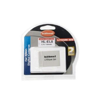 Hahnel HL-EL8 Nikon Battery