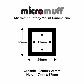 Micromuff Fatboy Wind Shield