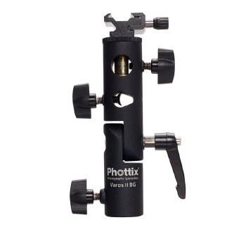 Phottix Varos II BG Multi-Function Flash Shoe Umbrella