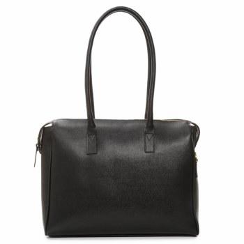 Ona Madison Leather Black