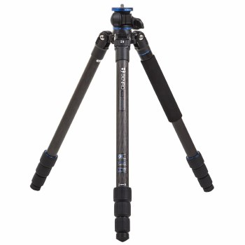 Benro FGP28C Go Plus Travel Carbon Tripod