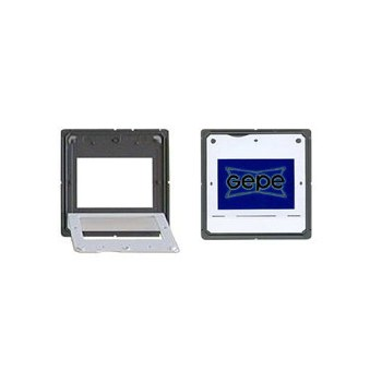 Gepe Glassless Slide 24 x 36 CS Hinged mount 1.8mm  200pcs/box