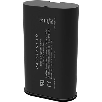Hasselblad X Rechargeable Li-ion battery