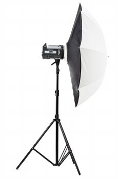 Elinchrom Varistar Umbrella 105 cm Set