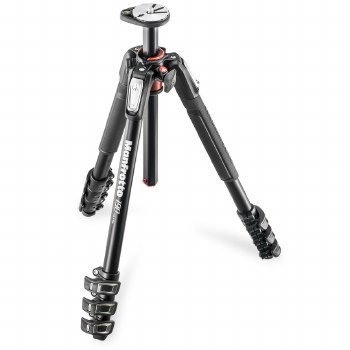 Manfrotto MT190XPRO4 Aluminium 4-section Tripod