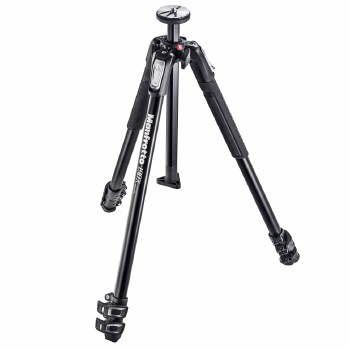 Manfrotto MT190X3 Aluminirum 3-Section Tripod