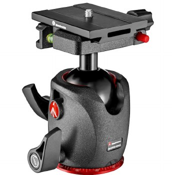 Manfrotto MHXPRO-BHQ6 XPRO Arca-type Ball Head in Magnesium With Top Lock
