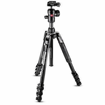 Manfrotto Befree Advanced Aluminum Travel Tripod Lever With Ball Head