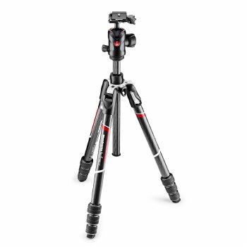 Manfrotto Befree GT Carbon Fibre Tripod Twist Lock